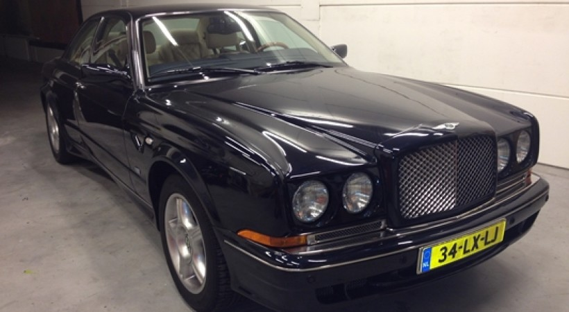 full carwrap bentley amersfoort